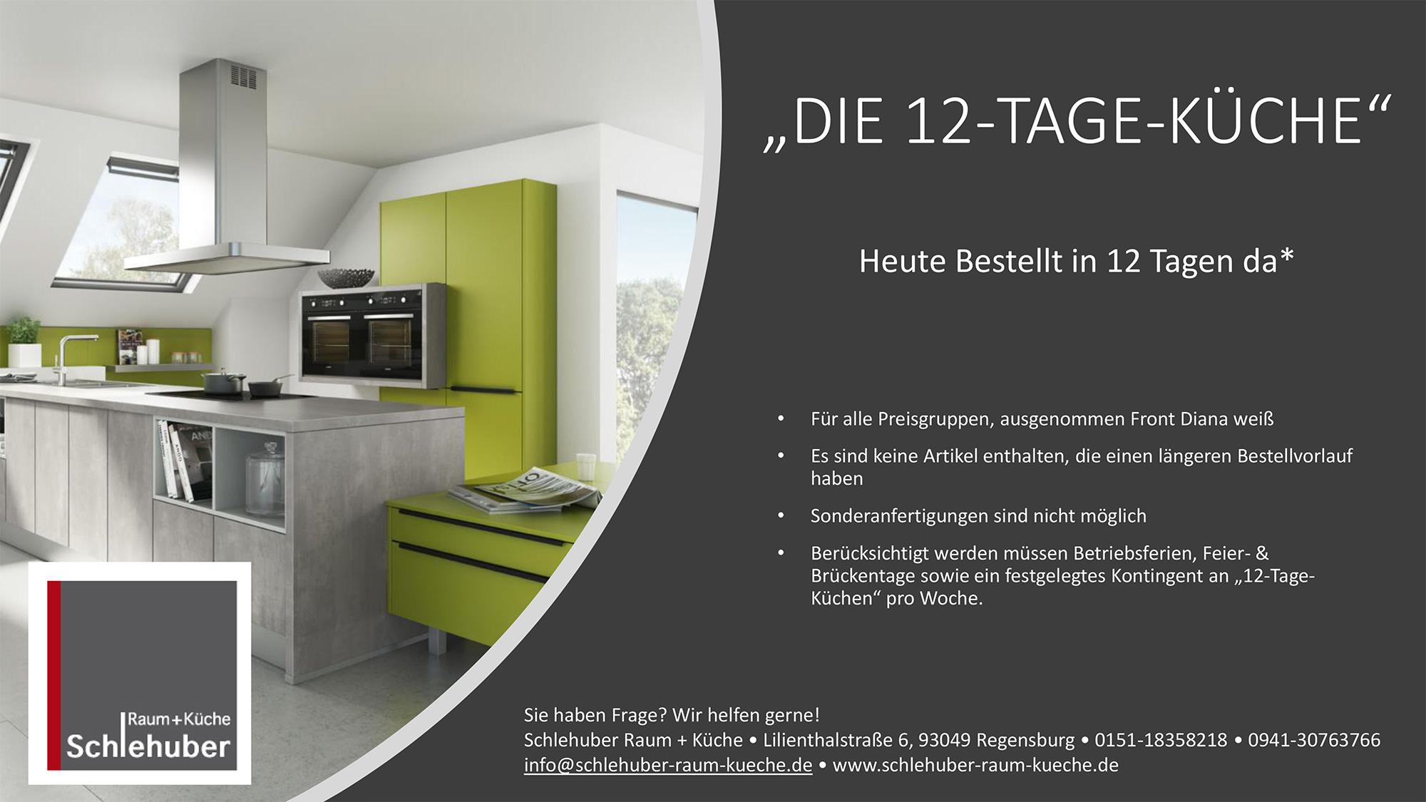 Schlehuber Raum Küche Ihre Experten In Regensburg